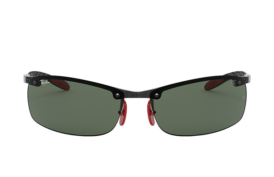 Ray-Ban  sonnenbrillen RB8305M MALE 002 rb8305m scuderia ferrari collection schwarz 8053672819830