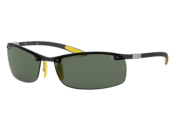 ebba124bf14 Ray-Ban Rb8305m Scuderia Ferrari Collection RB8305M Black - Carbon ...