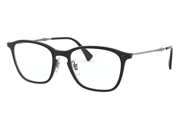 Ray-Ban 0RX8955-RB8955 Schwarz; Gunmetal OPTICAL