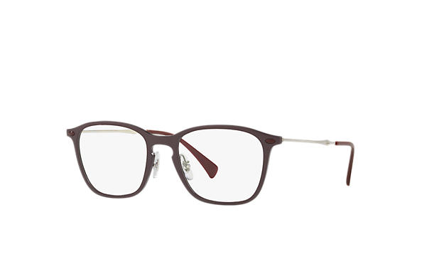 Ray-Ban 0RX8955-RB8955 Violett; Silber OPTICAL