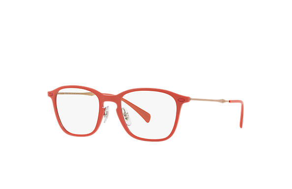 Ray-Ban 0RX8955-RB8955 Rouge; Bronze-cuivre OPTICAL