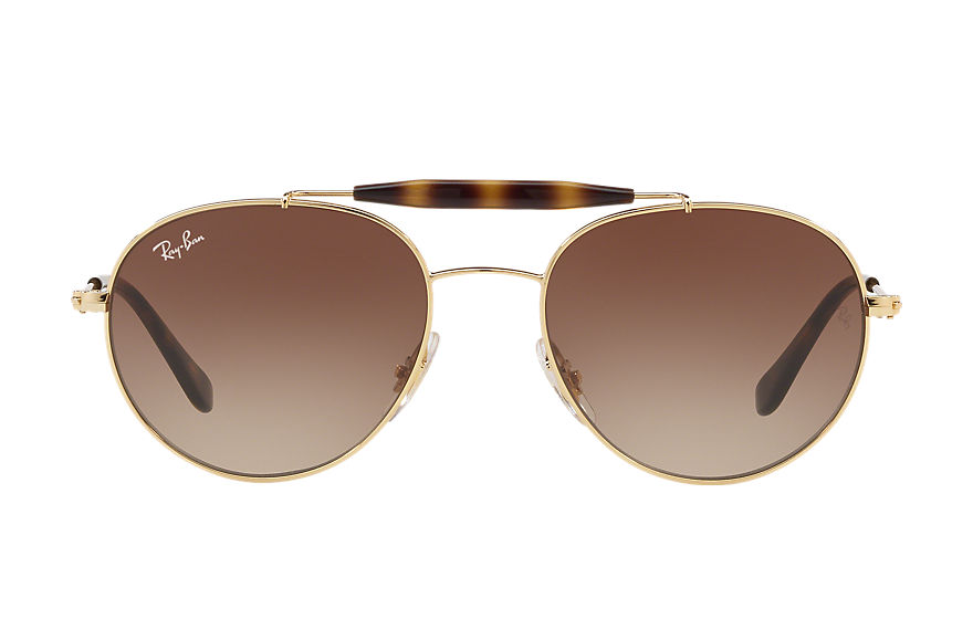 Ray-Ban  sunglasses RJ9542S CHILD 002 rj9542s gold 8053672821161