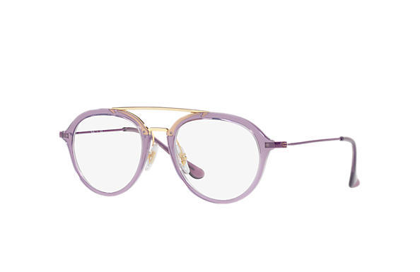 Ray-Ban 0RY9065V-RB9065V Violett OPTICAL