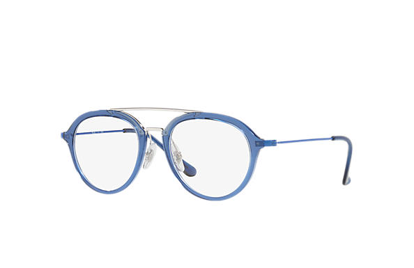 Ray-Ban 0RY9065V-RB9065V Bleu OPTICAL