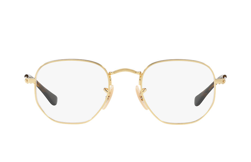 Ray-Ban  eyeglasses RY9541V CHILD 001 hexagonal junior optics gold 8053672821314