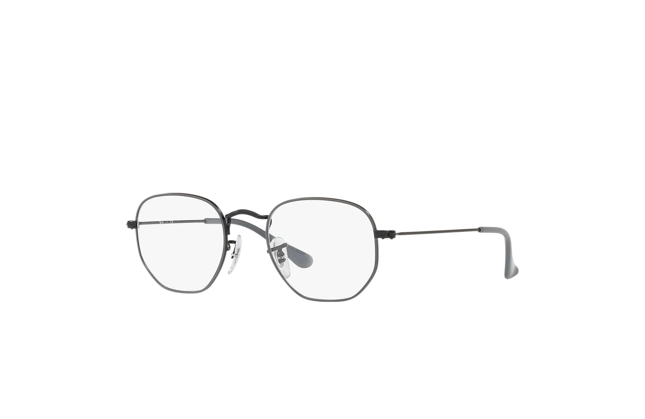 73125bc96a1 Ray-Ban prescription glasses Hexagonal Junior Optics RY9541V Grey ...