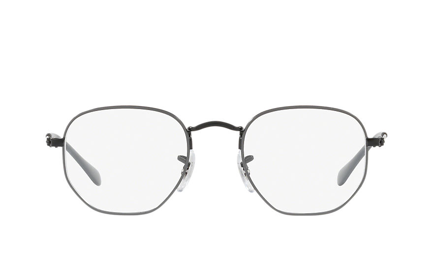 Ray-Ban  occhiali da vista RY9541V CHILD 002 hexagonal junior optics grigio 8053672821345