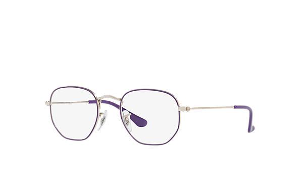 offre spéciale meilleur fournisseur forme élégante Découvrez le modèle Hexagonal Junior Optics sur ray-ban.com