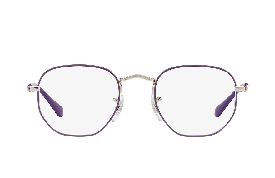 Ray-Ban Gafas-de-visión HEXAGONAL JUNIOR OPTICS Violeta