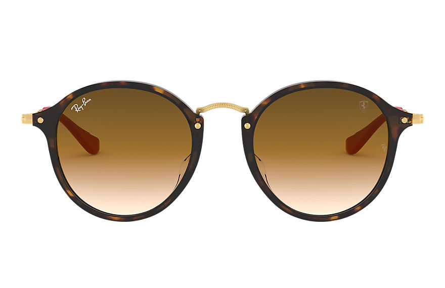 Ray-Ban  sunglasses RB2447MF UNISEX 002 rb2447mf scuderia ferrari collection 玳瑁啡色 8053672822830