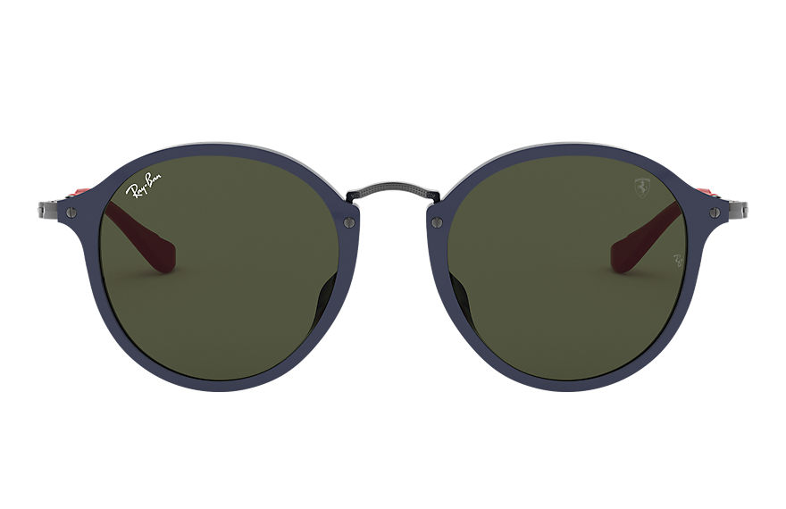 Ray-Ban  sunglasses RB2447MF UNISEX 004 rb2447mf scuderia ferrari collection 藍色 8053672822854