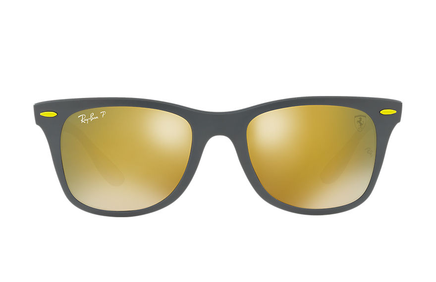 Ray-Ban  sunglasses RB4195MF MALE 005 scuderia ferrari collection rb4195mf grey 8053672823004