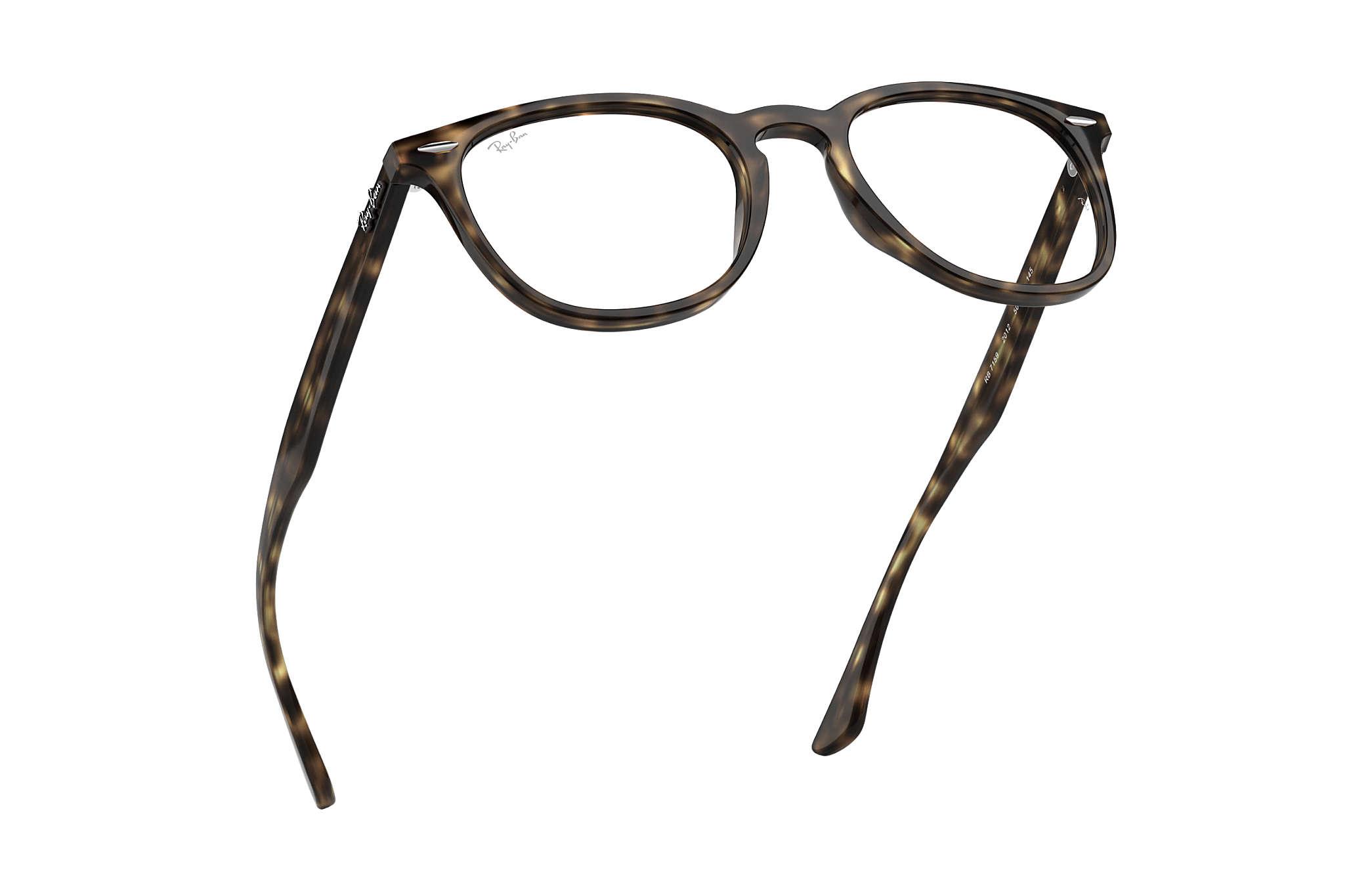 e3aa229958c0e Ray-Ban prescription glasses RB7159 Tortoise - Propionate ...