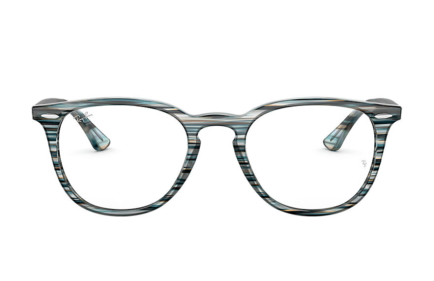 Ray-Ban  eyeglasses RX7159 MALE 005 rb7159 blue 8053672823455