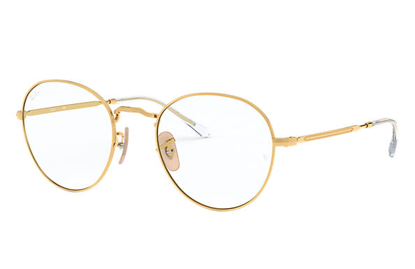 Ray-Ban 0RX3582V-RB3582V Gold OPTICAL