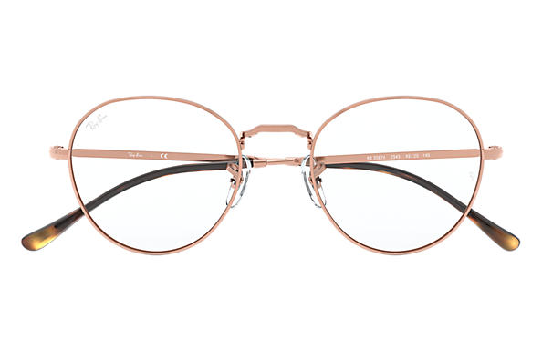Ray-Ban RB3582V Bronze-Copper