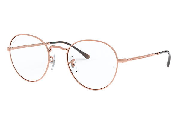 00f85c1510 Ray-Ban prescription glasses RB3582V Bronze-Copper - Metal ...