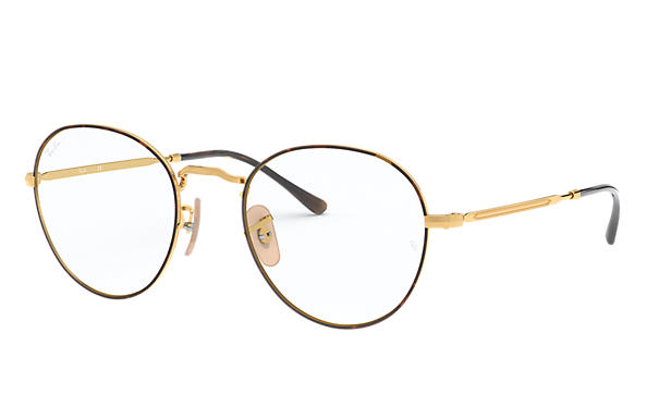 595fdcb77f Ray-Ban prescription glasses RB3582V Bronze-Copper - Metal ...