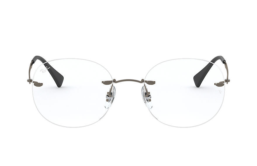 Ray-Ban  eyeglasses RX8747 MALE 001 rb8747 枪色 8053672823691