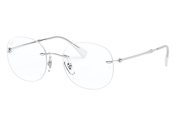 Ray-Ban 0RX8747-RB8747 Argent OPTICAL