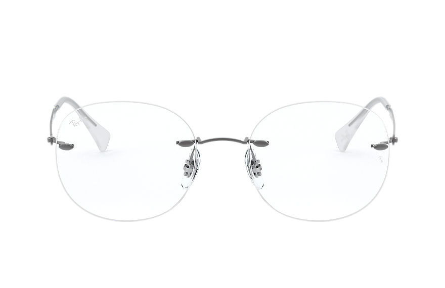 Ray-Ban  eyeglasses RX8747 MALE 002 rb8747 枪色 8053672823745