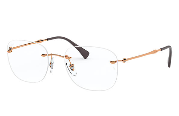 Ray-Ban 0RX8748-RB8748 Bronze-Kupfer OPTICAL