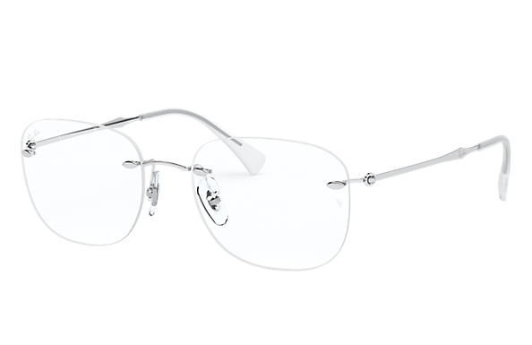 Ray-Ban 0RX8748-RB8748 Silber OPTICAL
