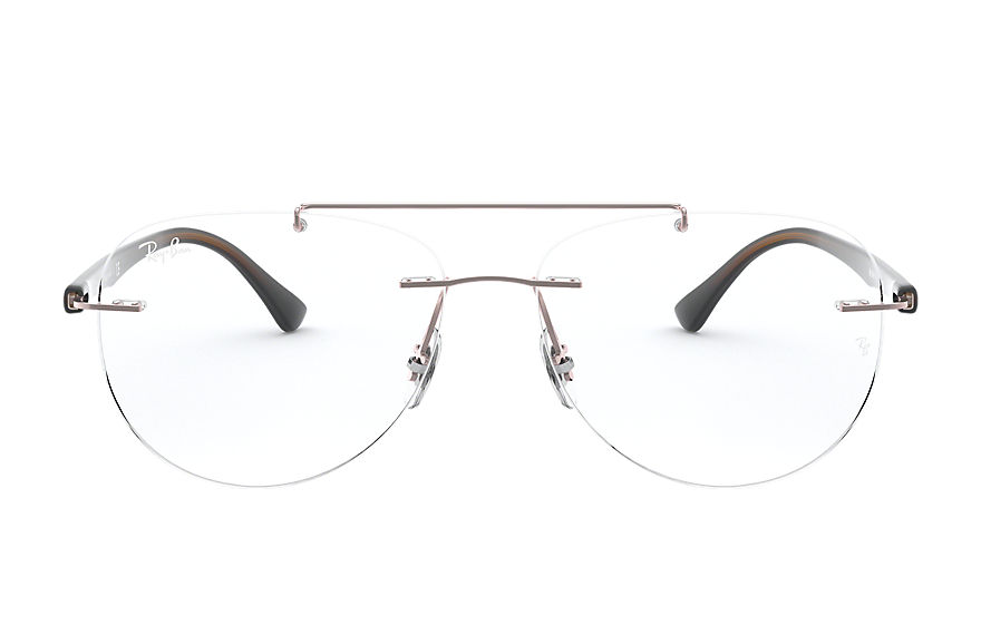Ray-Ban  eyeglasses RX8749 MALE 001 rb8749 古铜色 8053672824070