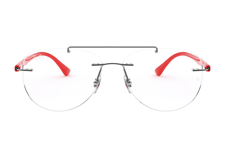 Ray-Ban  eyeglasses RX8749 MALE 002 rb8749 枪色 8053672824094