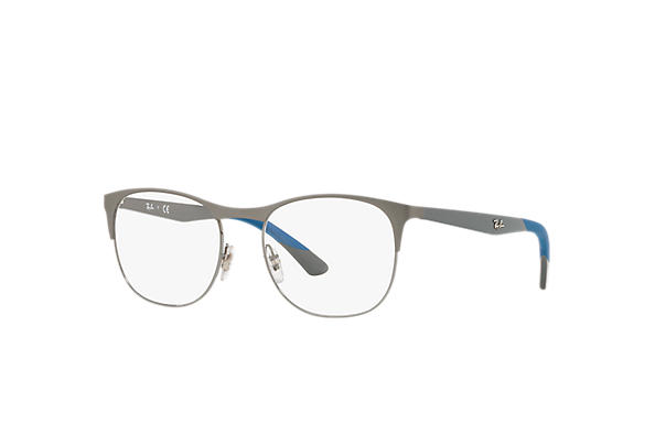 Ray-Ban 0RX6412-RB6412 Gunmetal; Grey OPTICAL
