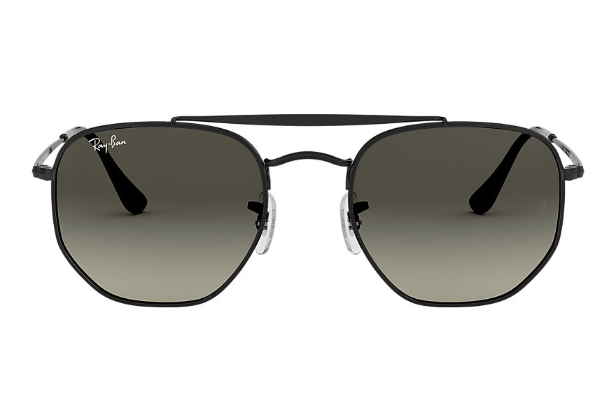 Ray-Ban  gafas de sol RB3648 MALE 004 marshal negro 8053672828085