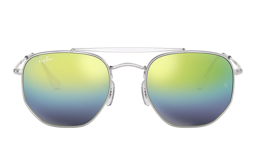 Ray-Ban  gafas de sol RB3648 MALE 001 marshal plata 8053672828122