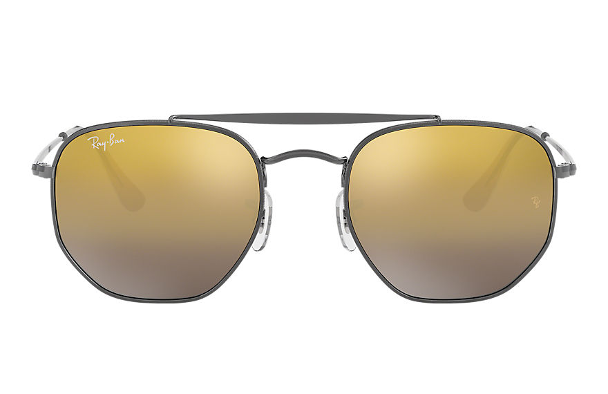 Ray-Ban  gafas de sol RB3648 MALE 006 marshal gunmetal 8053672828146
