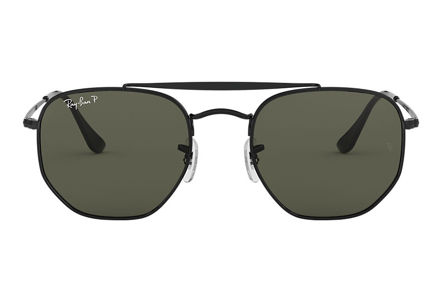 Ray-Ban  sunglasses RB3648 MALE 007 marshal black 8053672828177