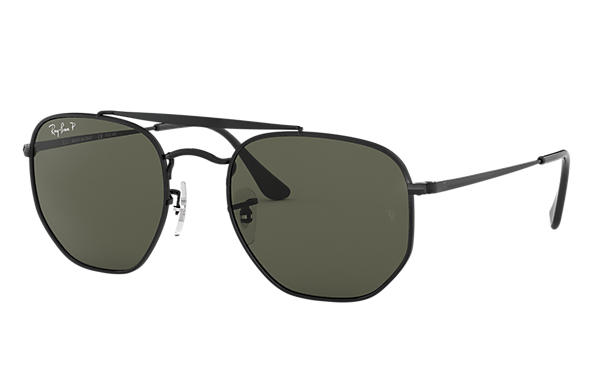 Ray-Ban 0RB3648-MARSHAL Black SUN