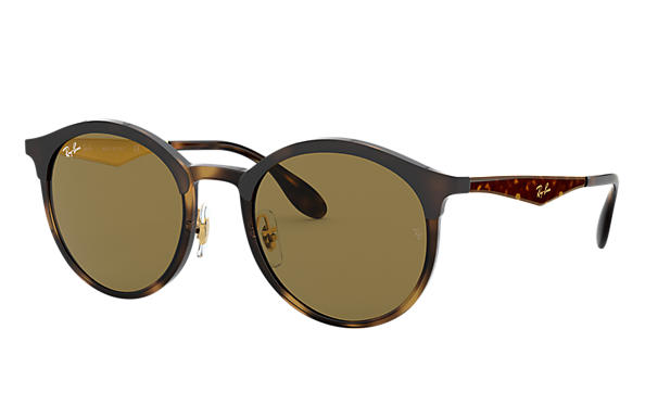 05cbe91ba Ray-Ban Emma RB4277 Tortoise - Injected - Brown Lenses ...