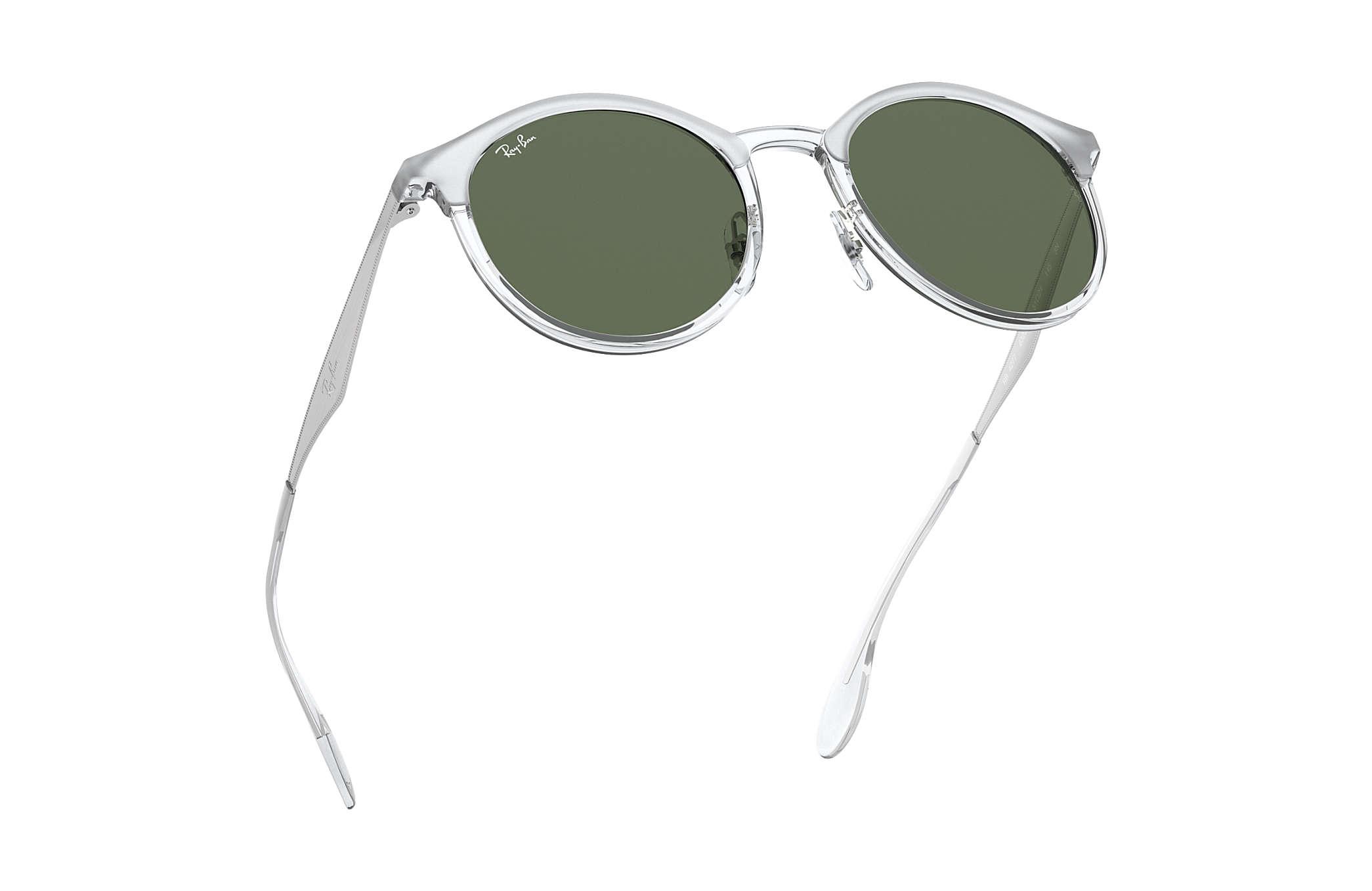 Ray-Ban 0RB4277-EMMA Transparent; Silver SUN