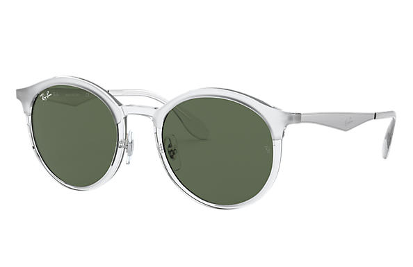 Ray-Ban		 0RB4277-EMMA Transparent; Silver SUN