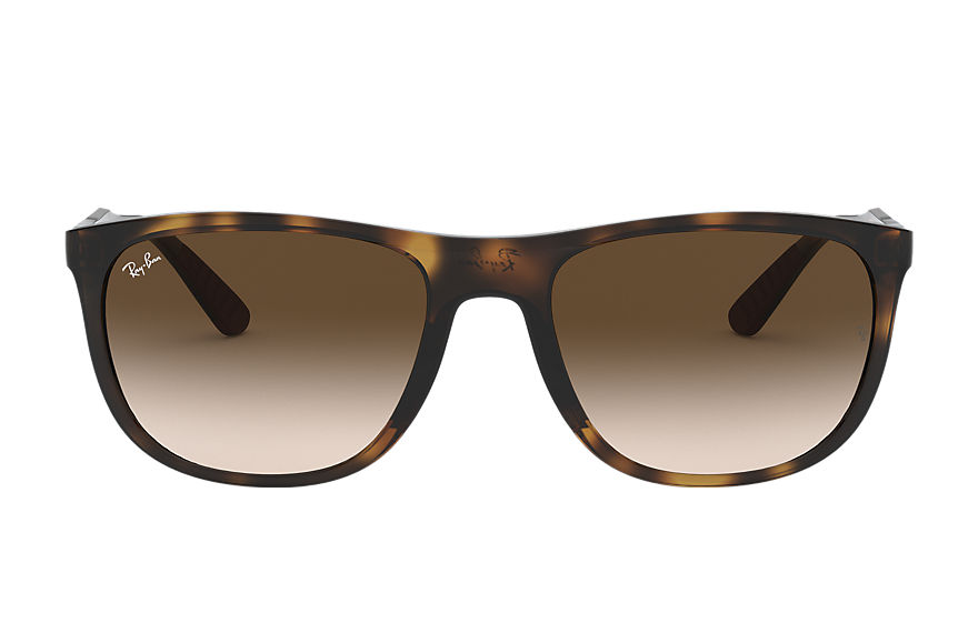 Ray-Ban RB4291 Tortoise with Brown Gradient lens