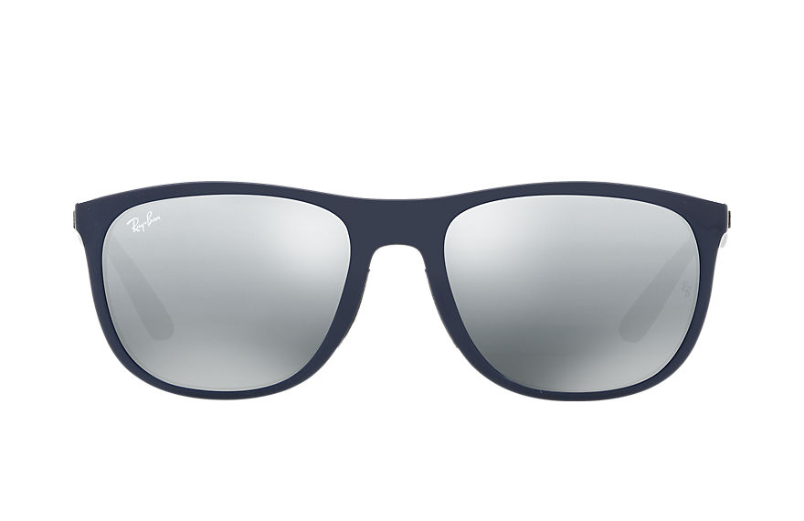 Ray-Ban RB4291 Blue with Grey Gradient Mirror lens