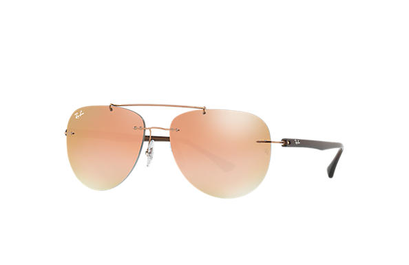 Ray-Ban 0RB8059-RB8059 Bronze-Copper; Brown SUN