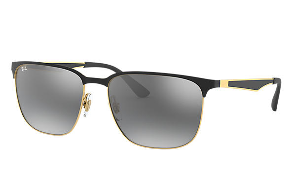 Ray-Ban 0RB3569-RB3569 Noir,Or; Or,Noir SUN