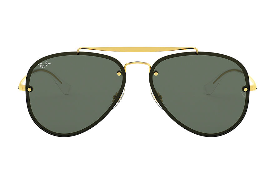 Ray-Ban  sonnenbrillen RB3584N MALE 003 blaze aviator gold 8053672830279