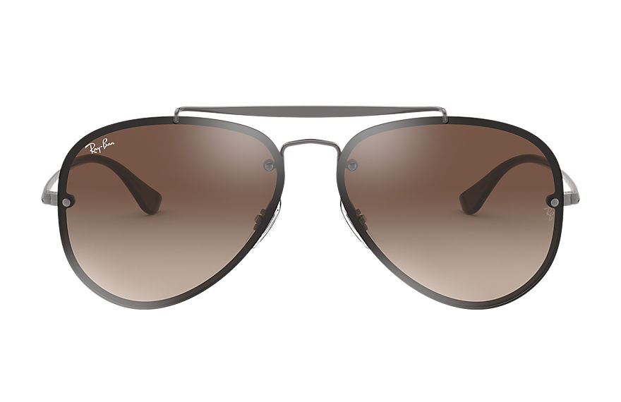 Ray-Ban  sunglasses RB3584N MALE 006 blaze aviator gunmetal 8053672830286