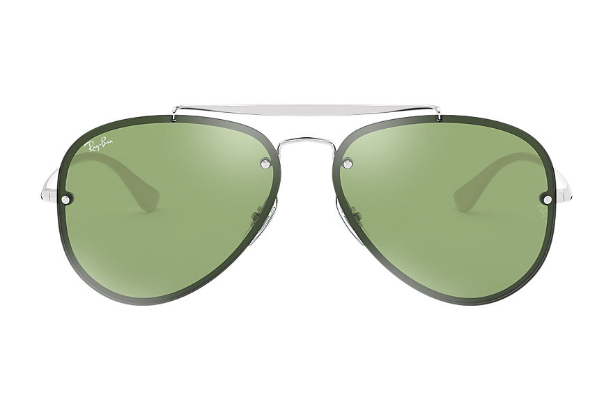 Ray-Ban  sunglasses RB3584N MALE 005 blaze aviator 실버 8053672830354