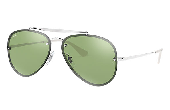 Ray-Ban Blaze Aviator RB3584N Gold - Steel - Light Blue Lenses -  0RB3584N001 1958   Ray-Ban® Portugal af9577b762