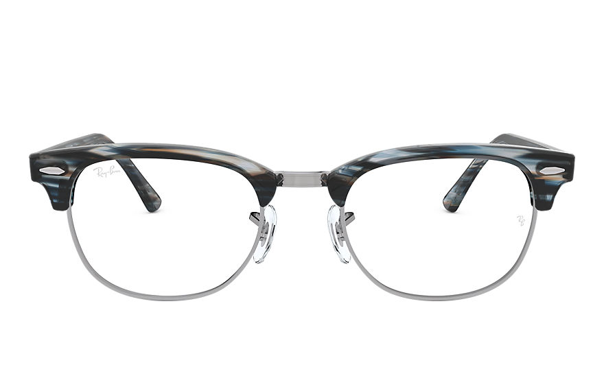 Ray-Ban  lunettes de vue RX5154 MALE 003 clubmaster optics blue 8053672832761