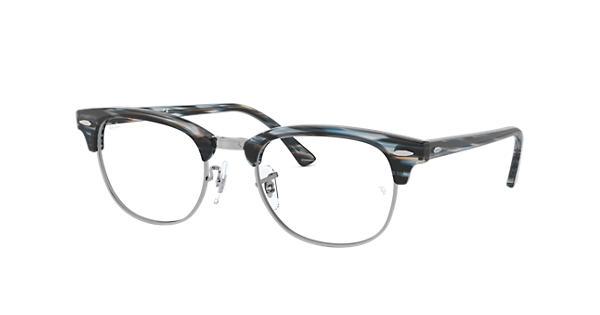 f2a3403de1 Ray-Ban prescription glasses Clubmaster Optics RB5154 Blue - Acetate -  0RX5154575051