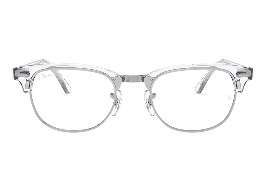 Ray-Ban  eyeglasses RX5154 MALE 005 clubmaster optics 투명 8053672832815