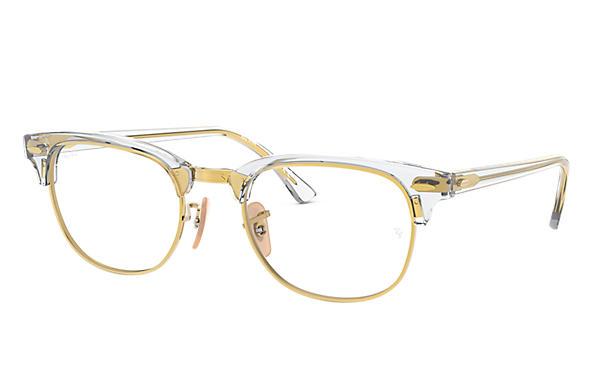 Ray Ban Prescription Glasses Clubmaster Optics Rb5154